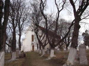 Calnic-Biserica