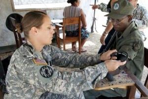 medic militar