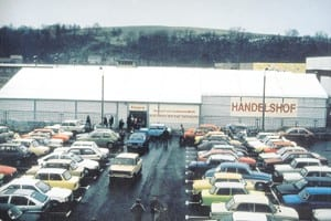 primul magazin kaufland din lume_(aniversare kaufland 50 de ani)
