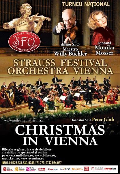 Strauss Festival Orchestra Vienna pentru prima data in Alba Iulia