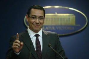 Victor Ponta guvern