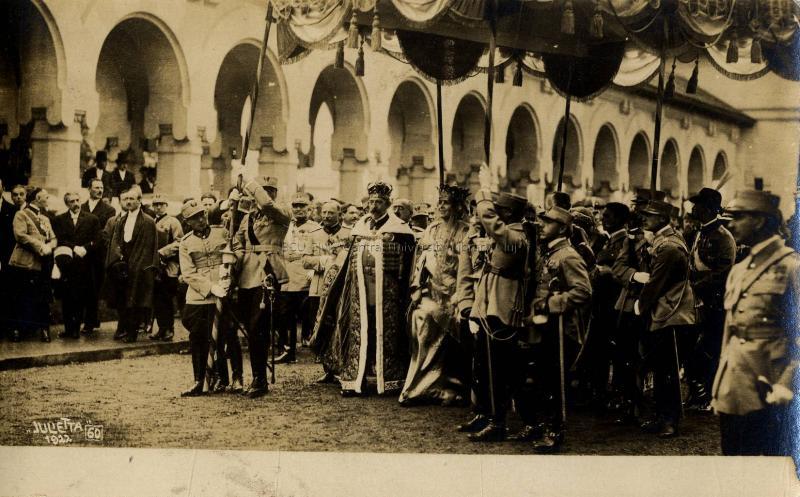 15 octombrie, Ziua Încoronării. Programul evenimentelor.