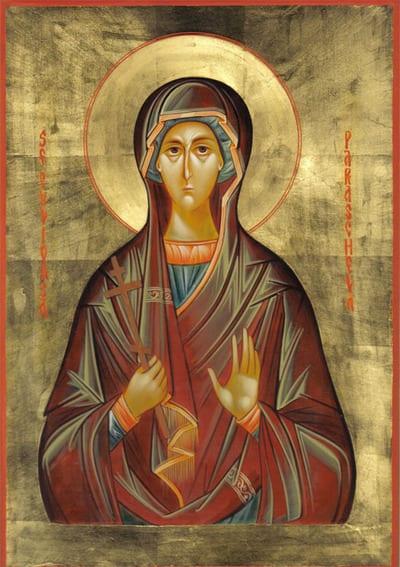 14 octombrie – Sfânta Cuvioasă Parascheva