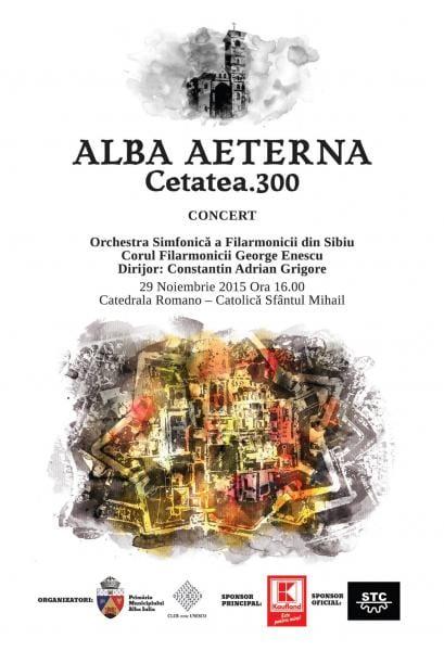 Cetatea Alba Carolina, sărbătorită la a 300-a aniversare!