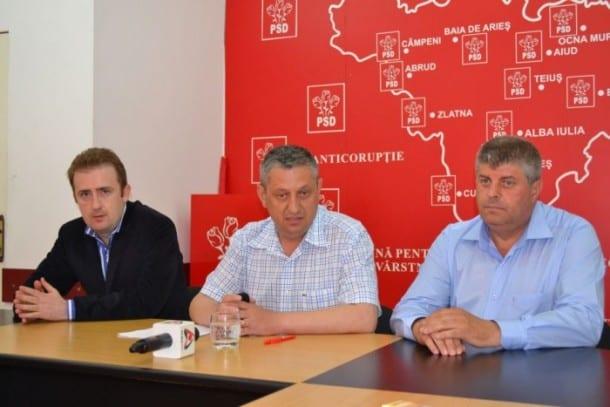 Pe surse: STRADA trimite PSD Alba in muntii Apuseni.