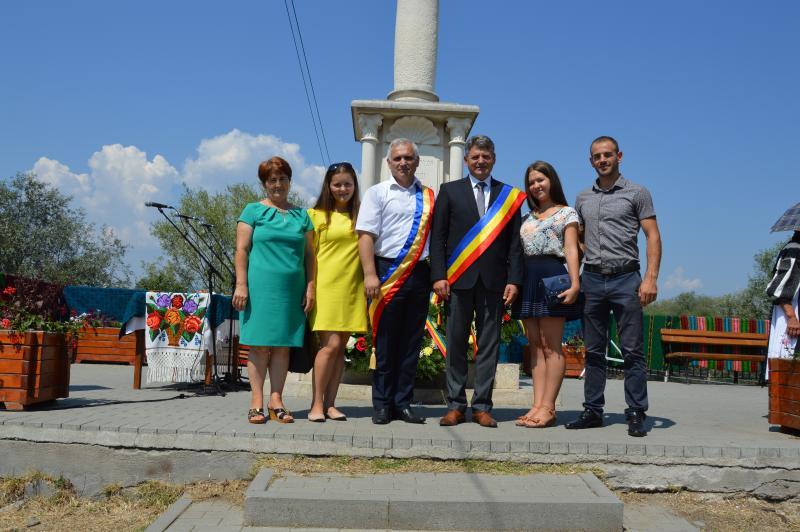 Ciugudul se înfrățește cu o comună din Republica Moldova