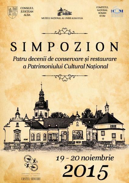 Patru decenii de conservare și restaurare a Patrimoniului Cultural Național