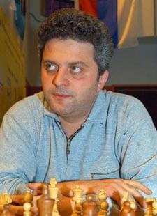 Marele maestru international Andrei Istratescu, la Openul de șah de la Alba Iulia