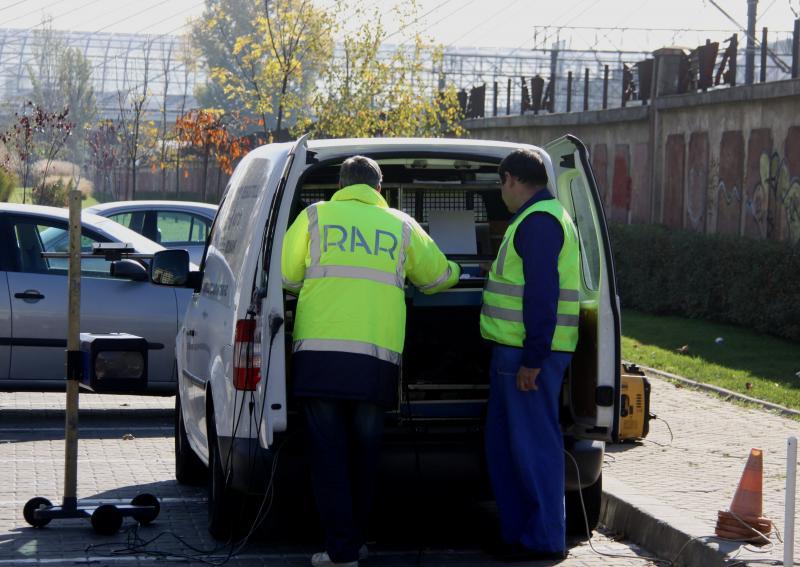 Peste 2000 de autovehicule controlate de RAR în județul Alba în 2015