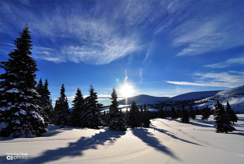 Starea pârtiilor de schi din județul Alba în minivacanţă