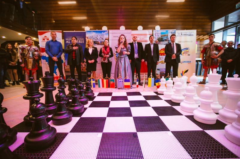 Debut în forță la Openul de Șah al României