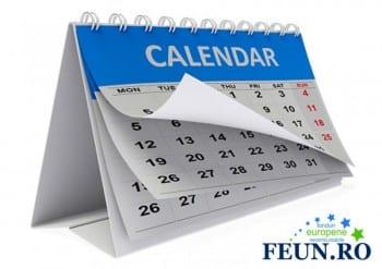 Calendar lansări PNDR 2016