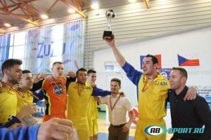 """Fluierașii"""" din Aiud câștigă pentru a 2-a oară Cupa Arbitrilor """"Simion Mulea""""! Alba Iulia și Teiușul completează podiumul"""