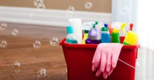 Inexpensive Substitutes for Cleaning Products