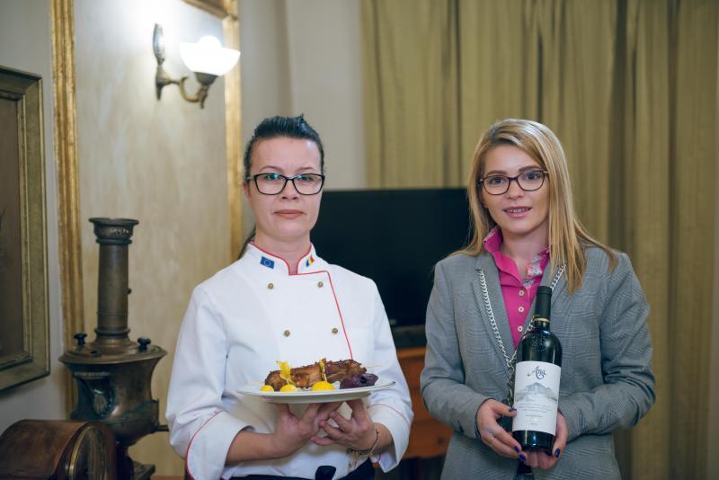 """""""Un vin bun pe masa de Crăciun"""", inițiativa Jidvei de promovare a preparatelor și vinurilor românești"""