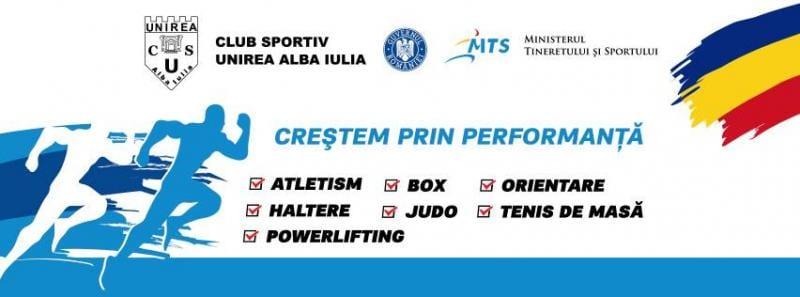 """""""Laureații Sportului 2017"""" de la Clubul Sportiv Unirea Alba Iulia"""