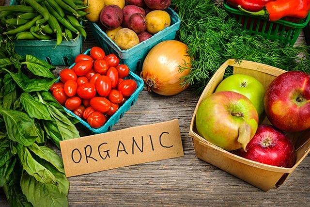 Produsele organice, un real beneficiu  pentru sanatatea organismului nostru