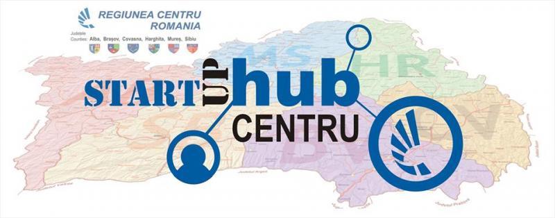 """Marți, 3 aprilie la Hotel Parc: Lansarea oficială a proiectului """"StartUP Hub Centru"""""""