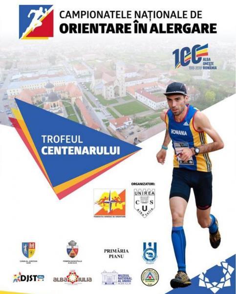 Campionatele Naționale de Orientare, găzduite în acest an de Alba Iulia
