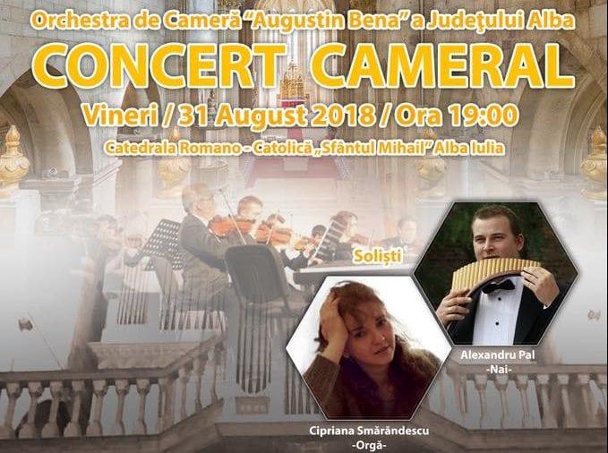 Concert cameral la Alba Iulia