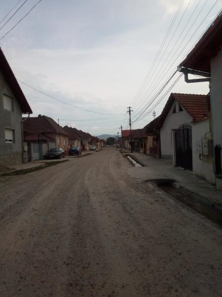 Sebeș: încă 4 străzi intră în modernizare