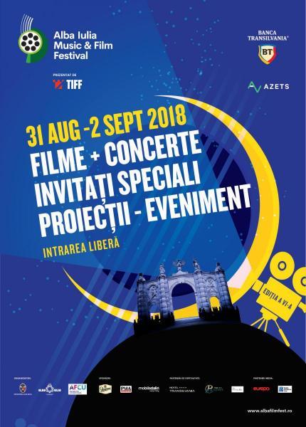 Începe Alba Iulia Music & Film Festival