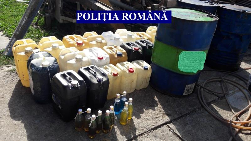 Dosarul furtului de motorină de la Cupru Min s-a lăsat cu 13 arestări