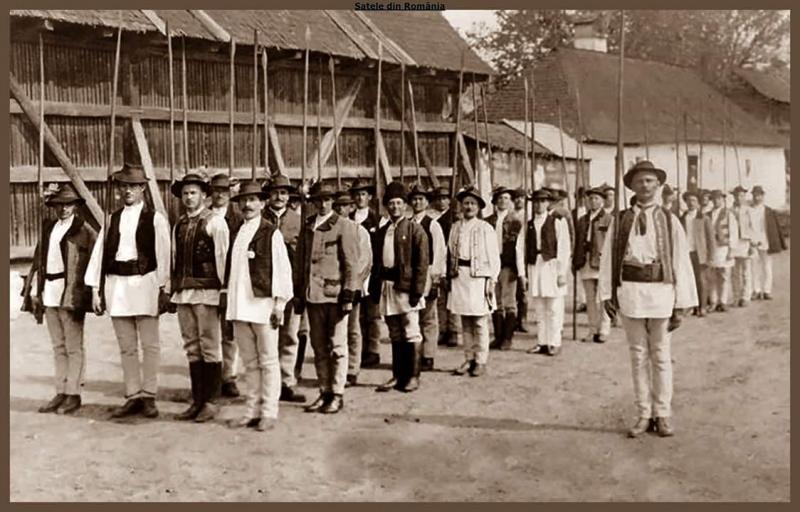 Fotografii de colectie. Manifestarea de unitate națională de la Blaj, 1925