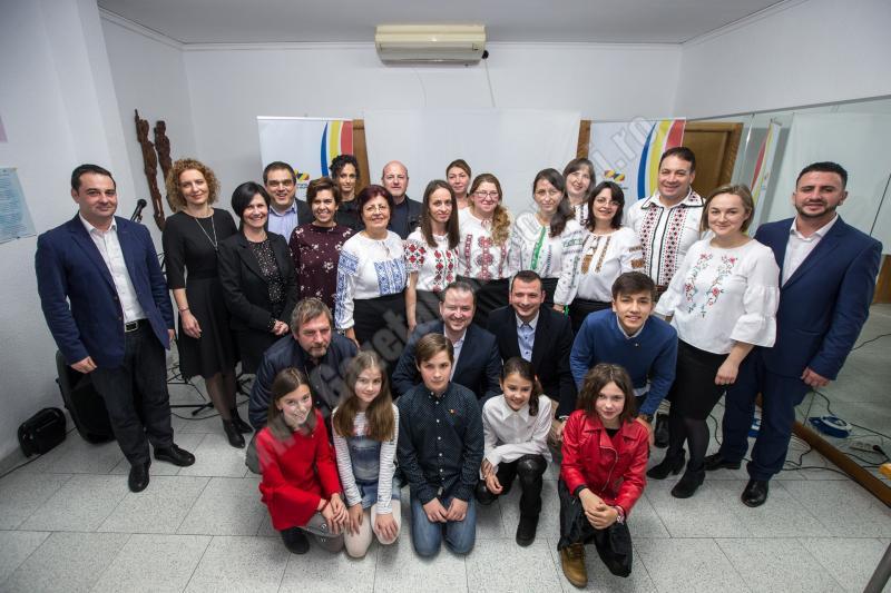Ziua limbii române, aniversată în orașul Castellón