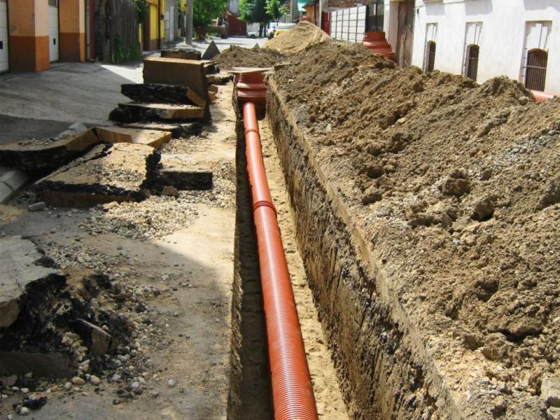 Infrastructură la înălțime-8 km de canalizare și stație de epurare la Arieșeni