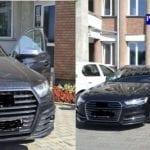 Doi bolizi de lux din Germania, confiscați de IPJ Alba