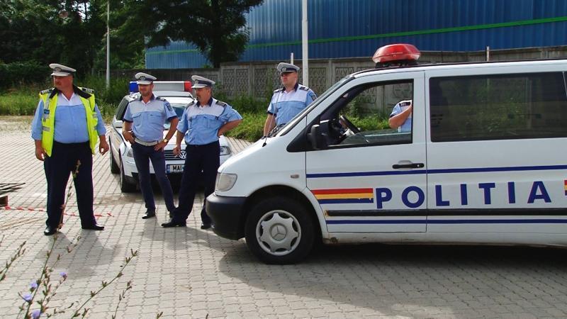 Razie de proporții a Poliției Municipiului Alba Iulia
