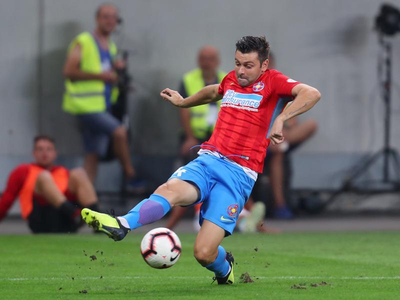 Meciul anului s-a încheiat. Unirea Alba Iulia- FCSB 0-1