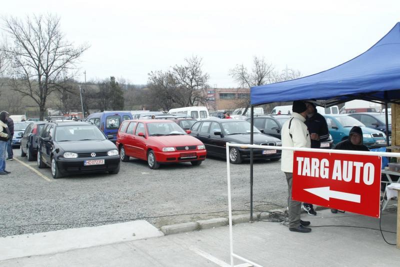 Direcţia Generală Antifraudă Fiscală este cu ochii pe comercianții de mașini second hand