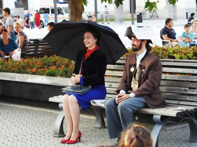 """Sâmbătă, trupa Skepsis joacă """"Procesullui Prometeu"""" la Alba Iulia"""