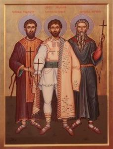 Vineri, 19 octombrie, racla cu moaștele Sfântului Grigorie Decapolitul va fi adusă la Alba Iulia