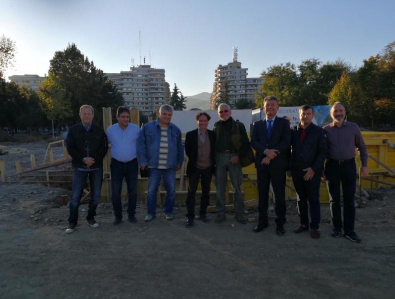 Vizită a Ministrului Culturii la Alba Iulia