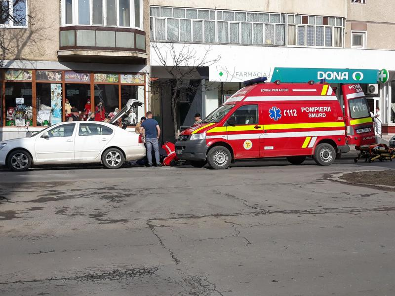 Dosar penal pentru șoferiță beată din Sebeș care a lovit o bătrână pe trecerea de pietoni