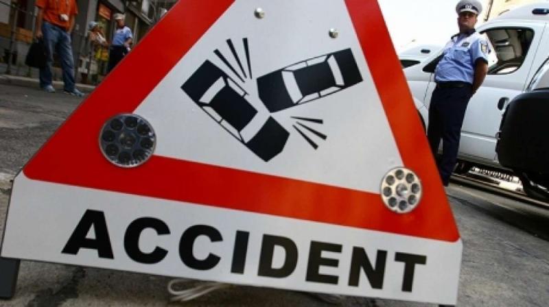 UPDATE- Accident cu 4 răniți în Alba Iulia