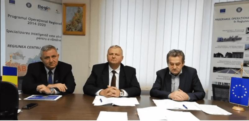 Proiect de 3,3 milioane de lei din fonduri europene pentru reabilitarea termică a Liceului Teoretic din Teiuș