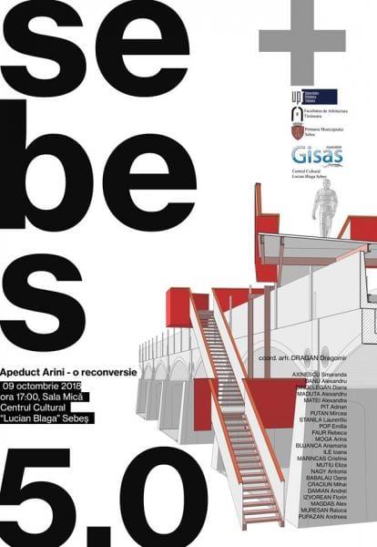 Conferință de arhitectură la Sebeș
