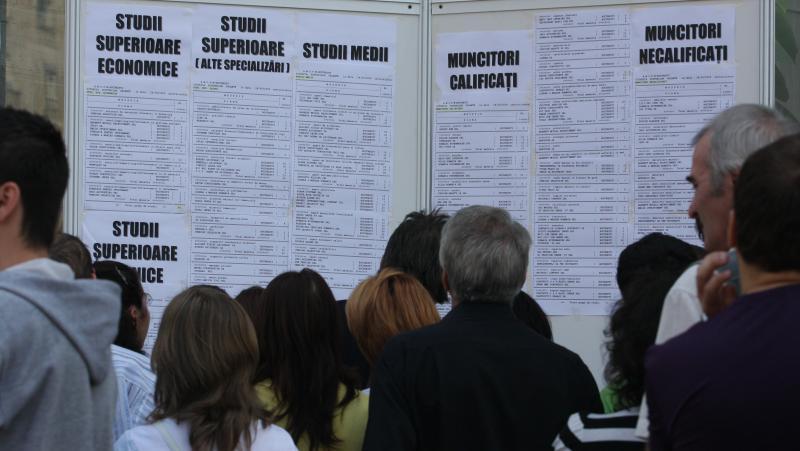 19 octombrie-Bursa locurilor de muncă la Alba Iulia