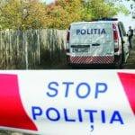 Omor cu violență la Sălciua. Suspectul a fost prins și este anchetat de organele judiciare