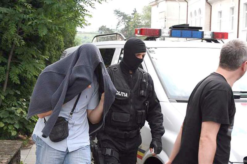 Bărbat din Sebeș, reținut 24 de ore după ce a delapidat aproape 1 milion de lei de la o firmă de transport