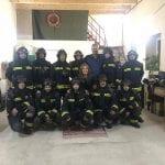 Echipamente în valoare de 21000 de euro donate de o asociație olandeză Serviciului Voluntar pentru Situații de Urgență Teiuș