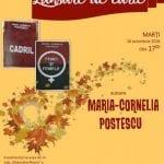 Lansare de carte la Sebeș