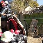 Un bărbat de 51 de ani a murit la balastiera din Mihalț