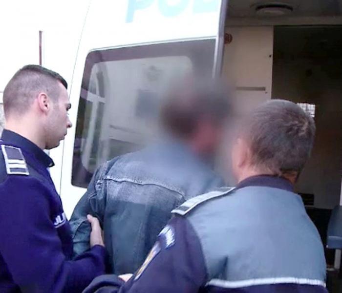Scandalagiu din Cugir, reținut 24 de ore pentru că a băgat un om în spital