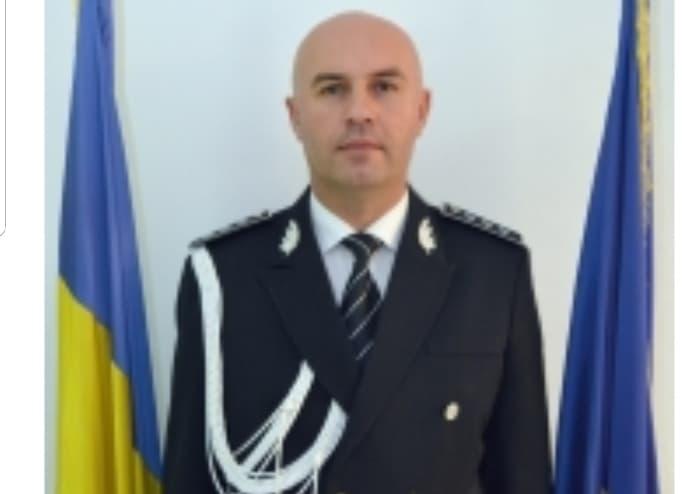 Comisarul Mihai Rus, interimar în funcția de șef al Inspectoratului de Poliție al Județului Alba