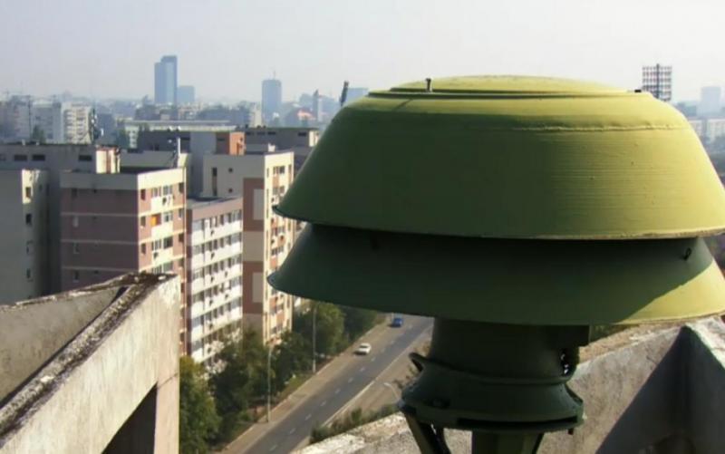 Miercuri, 3 octombrie, exercițiu de alarmare publică la Sebeș